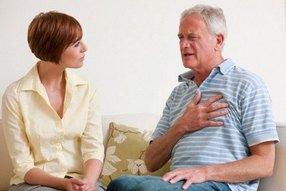 Что делать при приступе стенокардии?