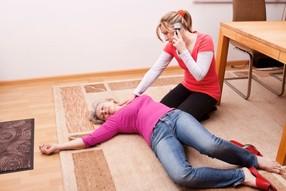 Что делать в случае потери сознания?