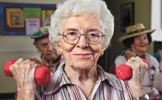 Физическая нагрузка помогает в борьбе со старением