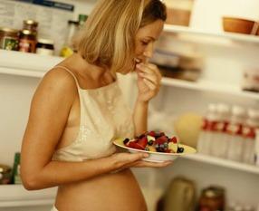 Питание на ранних сроках беременности